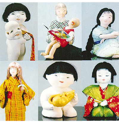 人形の家で展示会