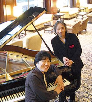 黒川氏(左)と土屋氏が出演