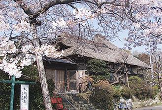金沢八景駅西側にある木村邸