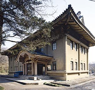 県立金沢文庫(旧館)