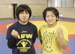 三浦さん(左)と輿水さん