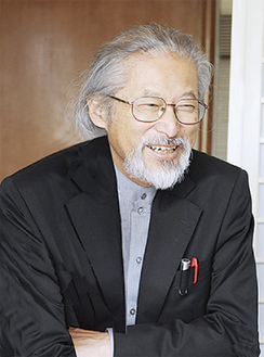 仙田満さん(関東学院大学提供)