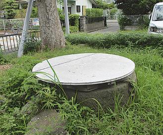 亀井の井戸
