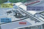 駅前整備イメージ(説明会資料より)