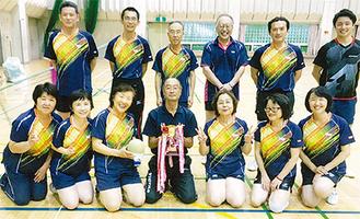 金沢区の選手(山崎さん提供)