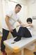ひざ痛に運動指導