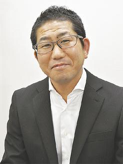 「利用者と一緒に楽しい生活を築いていきたい」と話す安田さん