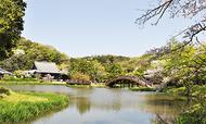 金沢文庫、称名寺と北条実時