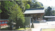 富岡八幡宮と長浜千軒