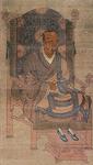元暁像(高山寺所蔵)