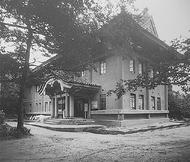 県立金沢文庫と大橋新太郎