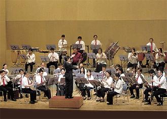 東芝吹奏楽団