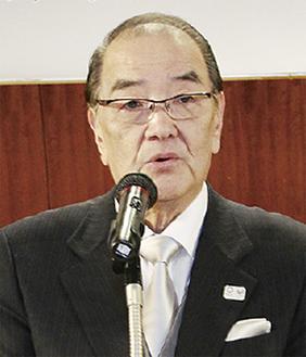 武田勝会長