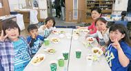 地域×学生でこども食堂