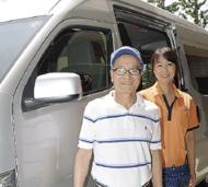 老健施設の送迎ドライバー