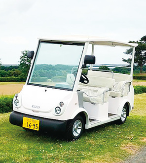 電動小型低速車(イメージ)