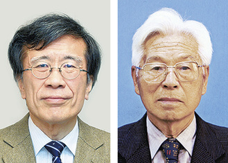 講師の西川さん(左)と田中さん