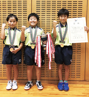東日本卓球 優勝に貢献