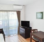 家具・エアコン付の個室