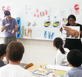 市中学生英語祭(市提供)
