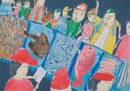 カナガワ国際児童画展