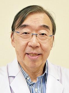 産婦人科科長の中田医師