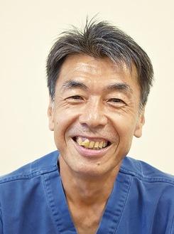 外科科長の横田医師