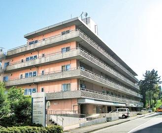 開所は2002年。施設の外観