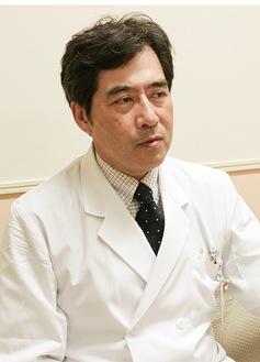 県立こども医療センターの田上医師