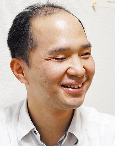 東 隆幸さん