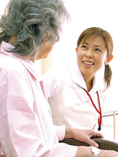 看護師の再就職をサポート