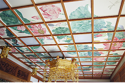 152枚の天井画