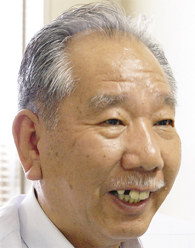 沼田 昭司さん