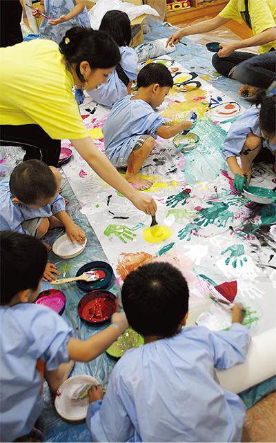 子どもだってアーティスト