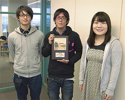 「ゴミ拾い駅伝」で優勝
