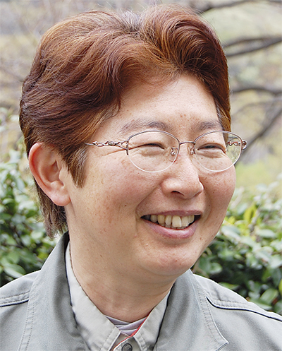 原 久美子さん