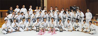 創学館 10連覇で関東へ