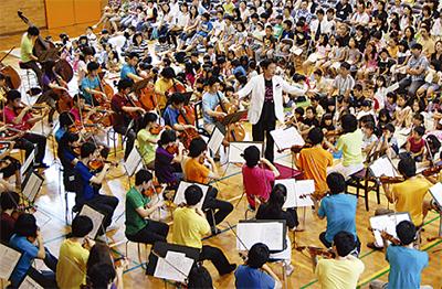 東大オケの音楽教室