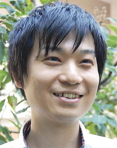 澤野 秋文さん