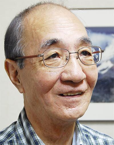 清村 栄さん