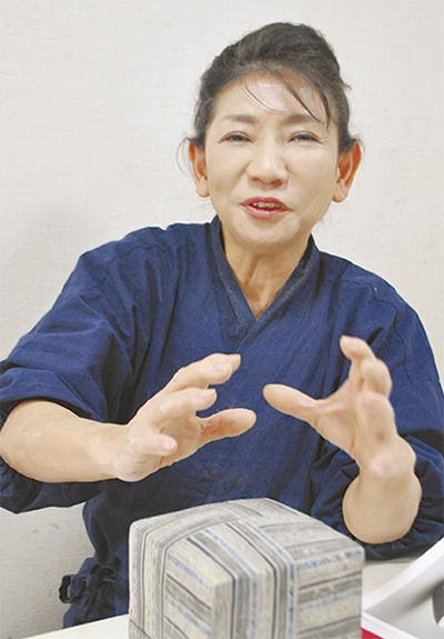 日本陶芸展で入選