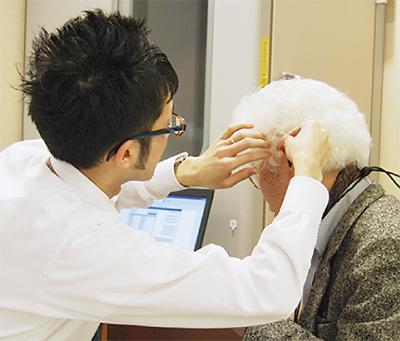 補聴器は安心の専門店で