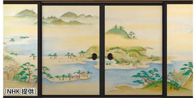 江戸城に金沢八景