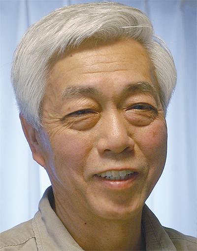 長谷川 登さん