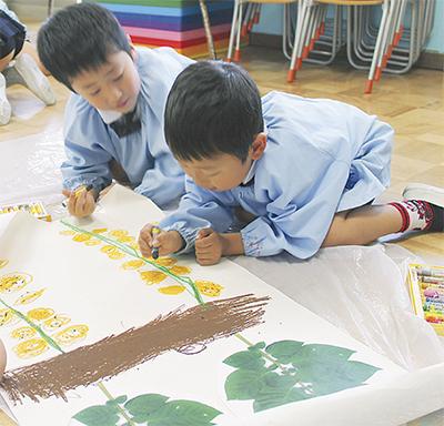 預かり保育幼稚園に認定