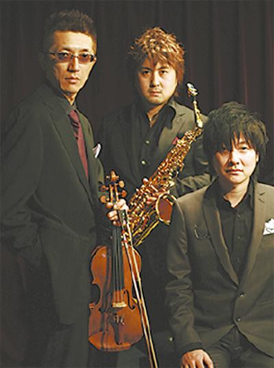 人気奏者3人が4年ぶりに