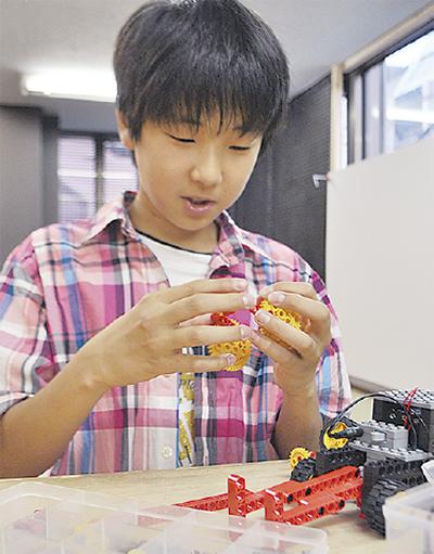 本格派ロボット教室