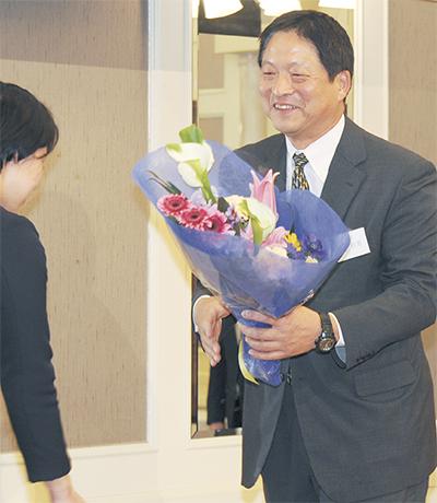 金沢前監督の「感謝の会」