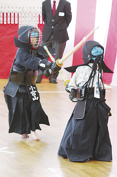 少年剣道推進会が30周年