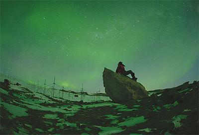 南極の美と厳しさ語る